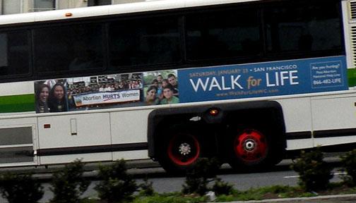 2010 bus ads