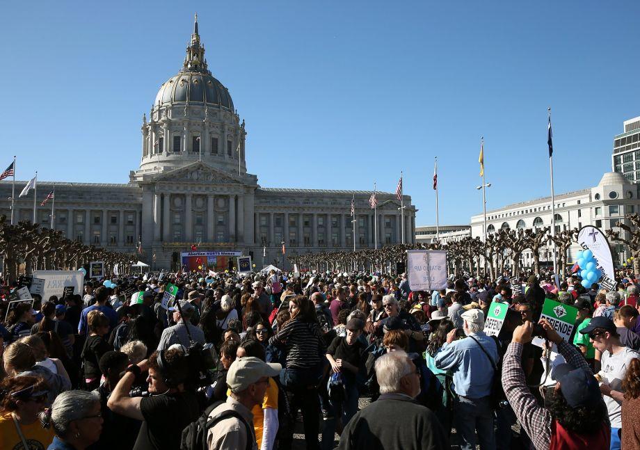 Phot courtesy Paul Chinn, SF Chronicle